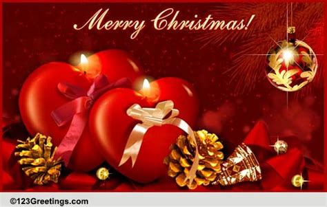 christmas wishes   special  love ecards greeting cards