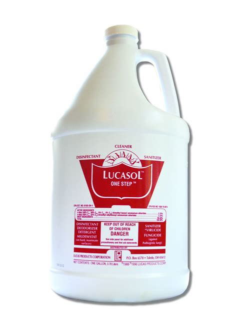 tanning bed cleaner lucasol tanning bed cleaner disinfectant gallon with spray