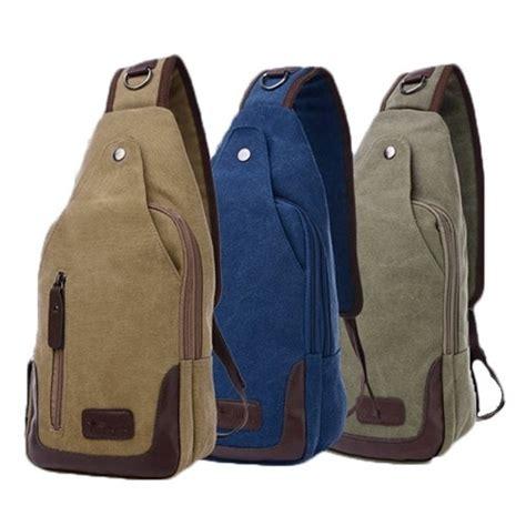 Canvas Sling Bag canvas shoulder sling bag 5 styles