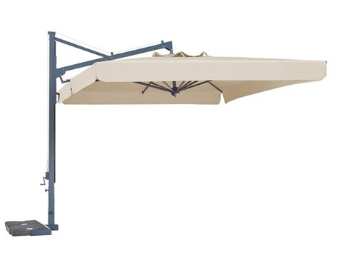 Parasol Déporté 3x4 3967 by Omb60 Ombrellone A Braccio Laterale Con Sistema