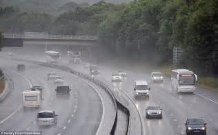 driving in conditions uk weather forecasts more than a month s worth of