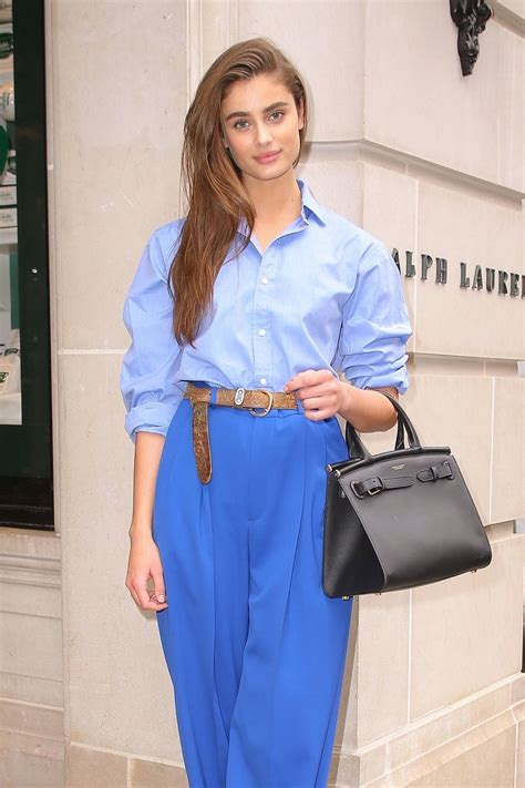 taylor hill chic style leaves  ralph lauren fashion