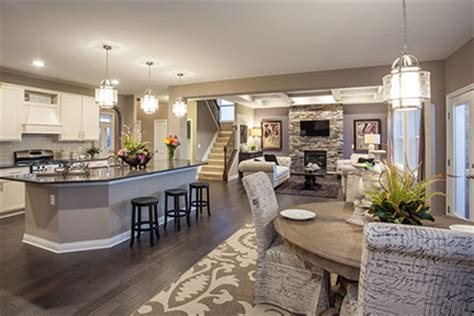 potterhill homes model homes  charlotte