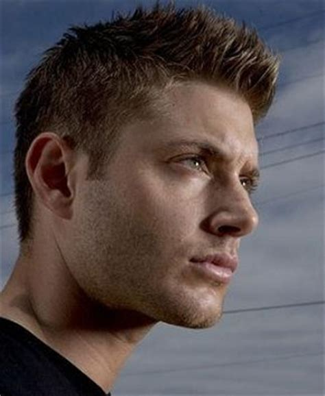 jensen ackles haircut celebs faux hawk hairstyles for men globezhair