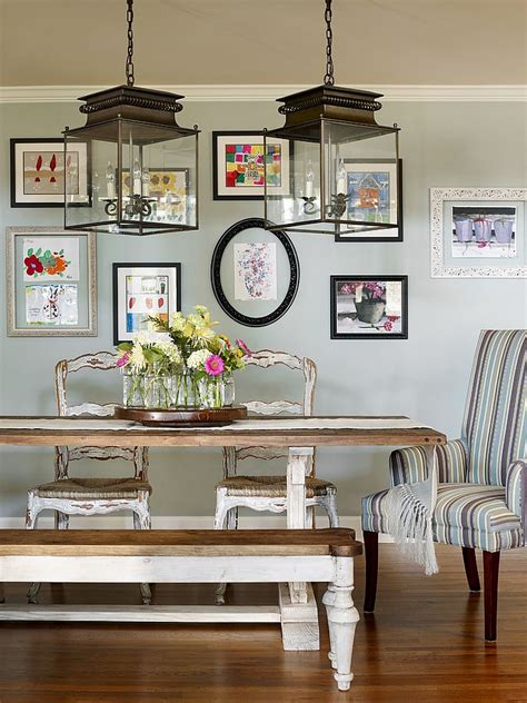 20 modern ideas bringing black color into country style decor 30 unassumingly chic farmhouse style dining room ideas