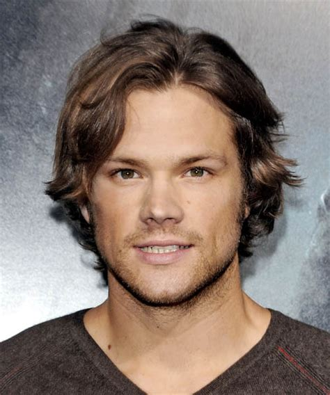Jared Padalecki Hairstyle jared padalecki casual hairstyle