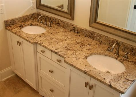 Granite Colors For Bathrooms by Colors Of Granite Bathroom Countertop Nytexas