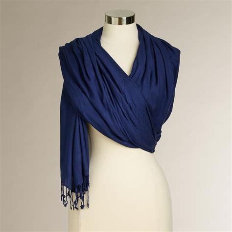 Pashmina Standar 4 cobalt pashmina shawl world market