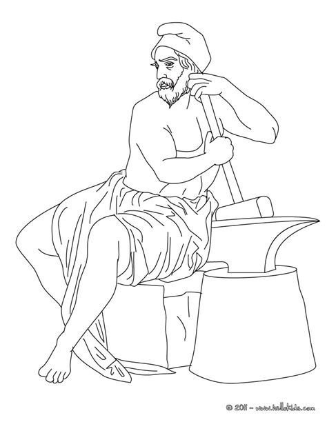 dionysus greek goddess gods coloring page mythology