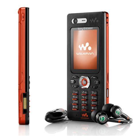 mobile phone sony ericsson the slim w880 walkman mobile phone from sony ericsson