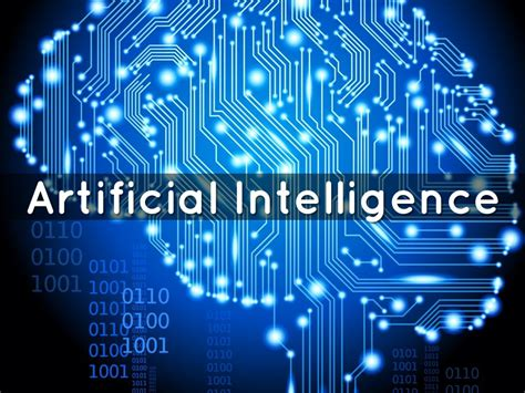 Artificial Intelligence By Ahṃad ădel Artificial Intelligence Ppt Template Free