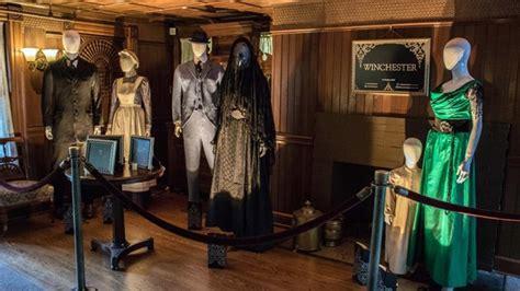 Winchester Mystery House Winchester Mystery House Film Costume Display Nbc