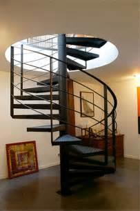 escalier colimacon metal loftylovin 27 stair design ideas to organize your loft