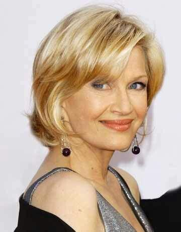 9 best diane sawyer s hair images on pinterest 38 best images about mother of the bride hairstyles on