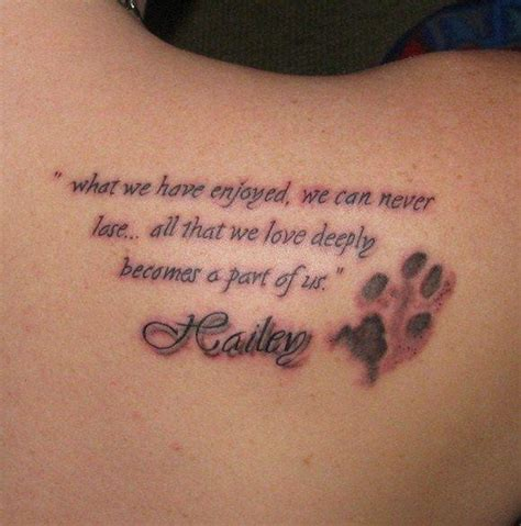 cat tattoo in memory cat memorial tattoo ideas tattooic