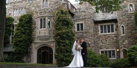 wedding venues with gardens in nj the skylands manor at the new jersey botanical gardens