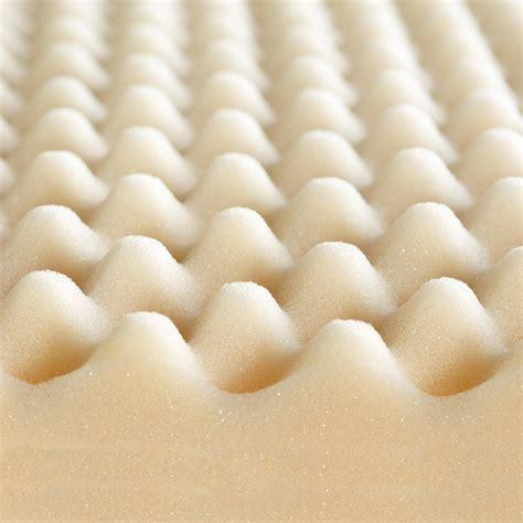 Egg Mattress Foam by Simmons Beautyrest Bigsleep Convoluted Foam Topper Pad Bed
