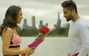 gabbroo song jassi gill hairstyle kala chashma making baar baar dekho video