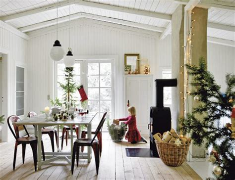 interior christmas decorations at home decoration in scandinavian style ideas for interior