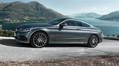 the c class coup 233 mercedes uk