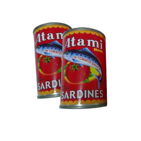 Pronas Sardines Tomato Sauce 155g atami sardines 155g cliggro