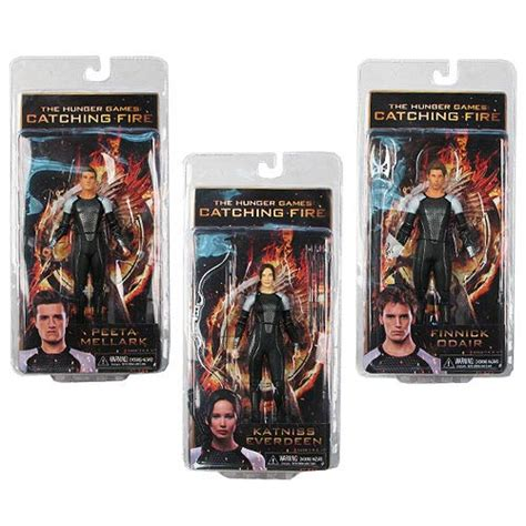 hunger catching series 1 figure set