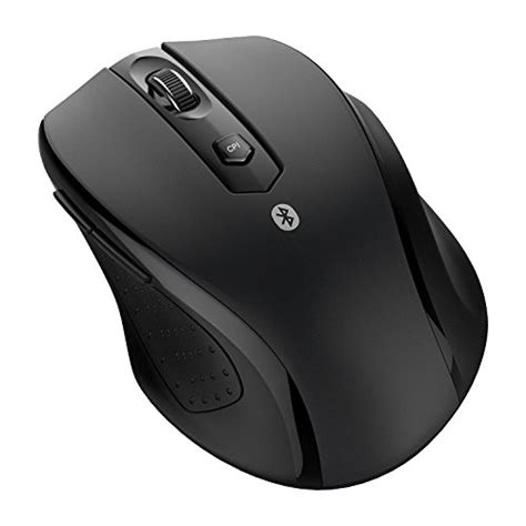 bluetooth mouse android jetech m0884 bluetooth wireless mouse for pc mac and android import it all