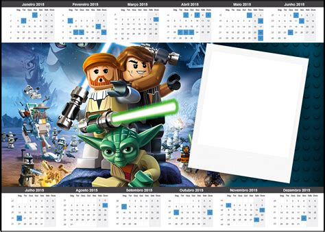 Calendario 2015 Da Stare Wars Lego Free Printables Oh My For
