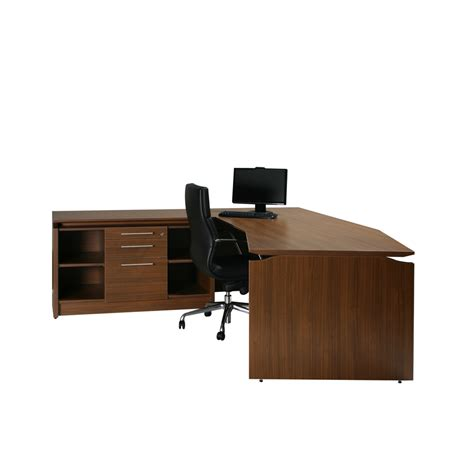 Office Bureau Desk V1 Executive Office Desk 2400mm