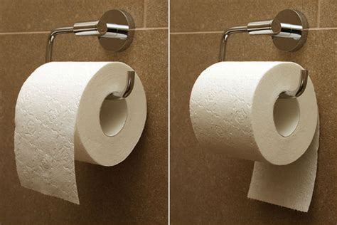 How To Make Toilet Tissue Paper - does your toilet paper roll or