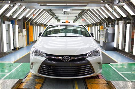 Toyota Plant Australia Toyota Australia Production