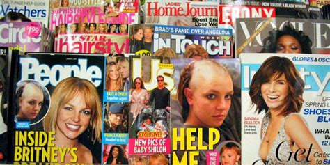 reading celebrity gossip magazines book review reading celebrity gossip magazines by andrea