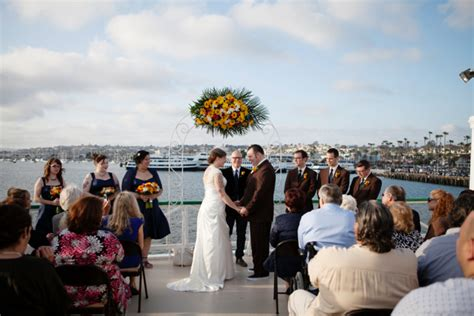 Wedding Ceremony On A Boat by Berkeley Ferry Boat Wedding And Andrew Choice