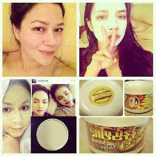 Limited Cendana Lemon Sabun Cuci Piring bedak ori myanmar 40g 110g nana imm cosmetic 0133746637