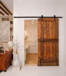 Bathroom Closet Door Ideas by Sliding Barn Doors For Unique Interior Design Ideas