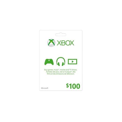 Microsoft Points Gift Cards - xbox 100 live gift card microsoft points ms code emailed