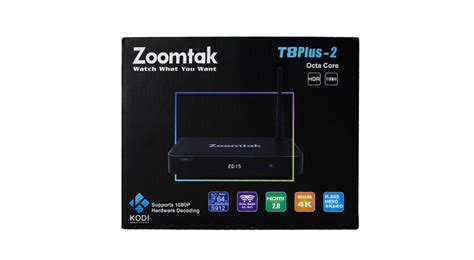 Android Tv Ireland by Zoomtak T8 Plus 2 S912 Octa Android Tv Box Fast