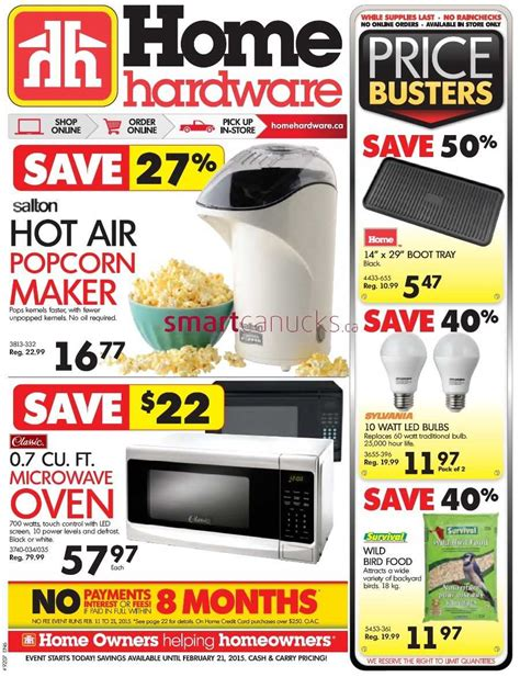 home hardware home hardware canada flyers
