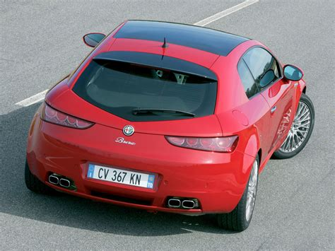 Alfa Romeo Brera by International Fast Cars Alfa Romeo Brera