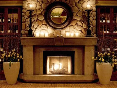 fireplace mantel ideas cozy home decor