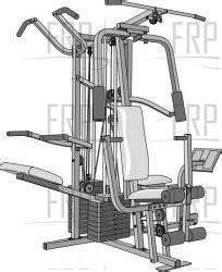 weider pro 9645 weevsy62000 fitness and exercise
