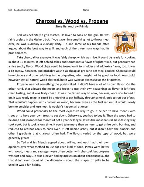 Reading Worksheets by Fifth Grade Reading Comprehension Worksheet Bug Collection