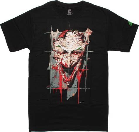 Joker T Shirt joker skinned t shirt