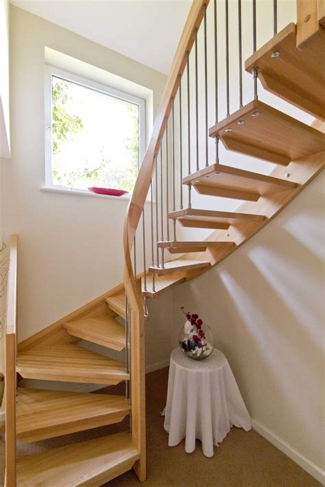 Staircase Ideas Uk Open Staircase Design Tadley Hshire Timber Stair Systemstimber Stair Systems