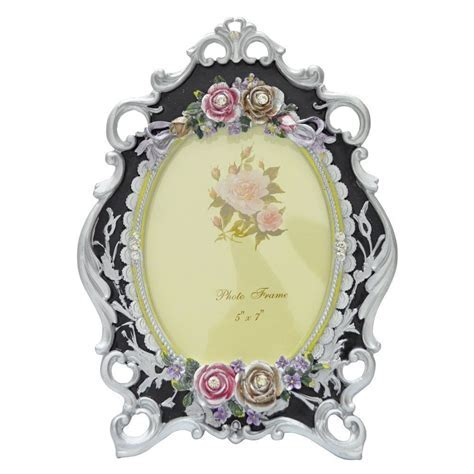 Amazon.com   Gift Garden Picture Frame   Rose Printing