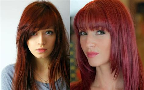 pics of latest hairstyles with bangs for 2017 new 2017 long hairstyles with bangs goostyles com
