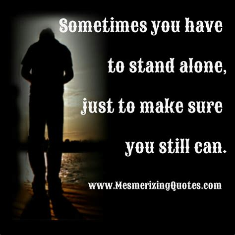 stand  mesmerizing quotes