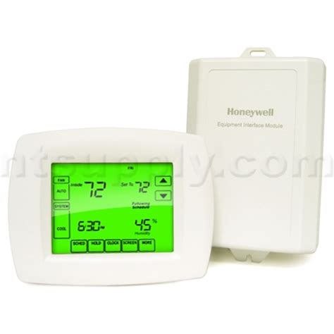 honeywell home comfort buy honeywell visionpro iaq programmable universal