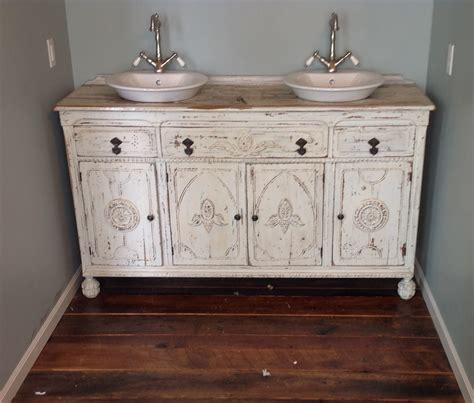 repurposed bathroom cabinet painted shabby chic repurposed bathroom sink vanity