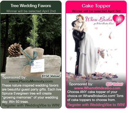 Wedding Giveaways And Contests - free wedding giveaways and contests 150 gift card video decorations more
